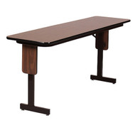 Correll SP2472PX 6-ft Folding Seminar Table