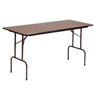 Correll CFS3072PX 6-ft Bar Height Folding Table