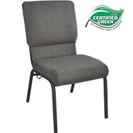 Advantage Fossil Church Chair 18.5 in. Wide [PCHT185-113]