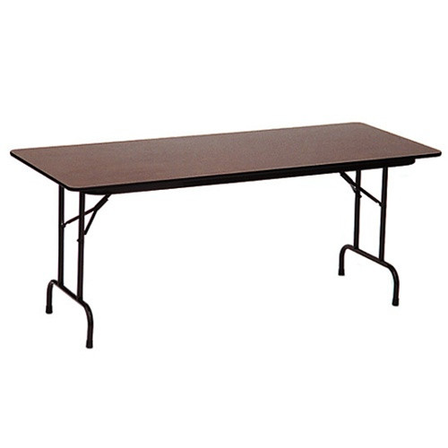 correll cf2496m 8 ft folding tables for sale at classroom essentials