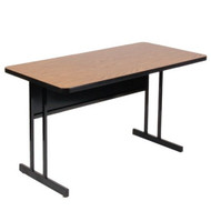 Correll 6 ft. Computer Table - Keyboard Height High Pressure Laminate Top [CS3072]