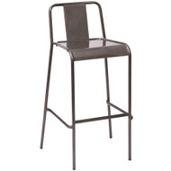 BFM Seating Tara Industrial Bar Stool