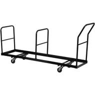Advantage Vertical Storage Folding Chair Cart [NG-DOLLY-309-35-GG]