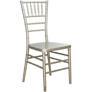 Advantage Champagne Resin Chiavari Chair [RSCHI-C]