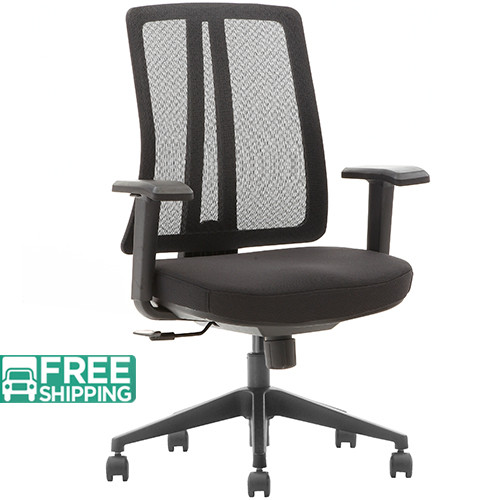 Black Mesh Office Chairs X1-03S-2 | Office Furniture | Office Chairs For Sale