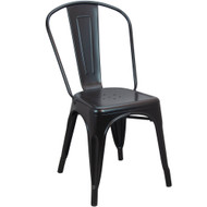 Advantage Black Tolix Chair [TC-Black]