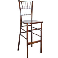 Advantage Fruitwood Chiavari Bar Stools [WDCHIBAR-Fruitwood]