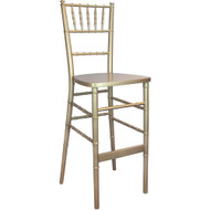 Advantage Gold Chiavari Bar Stools [WDCHIBAR-Gold]