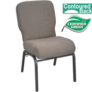 Advantage Signature Elite Jute Church Chair [PCRCB-112] - 20 in. Wide