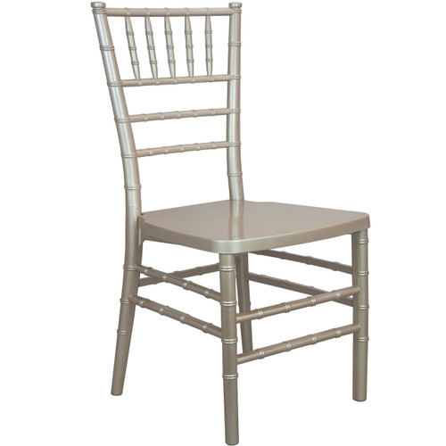 Champagne Monoblock Resin Chiavari Chair | Chiavari Chairs For Sale