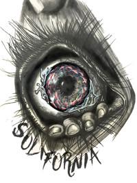 Fisherman's Eye   Original Solifornia Artwork   Print
