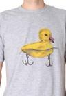Men   Go Duck Yourself Tee (Grey) - Solifornia