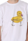 Men | Go Duck Yourself Tee (White) - Solifornia