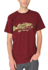 Men | Chill Like A fish (Burgundy) - Solifornia
