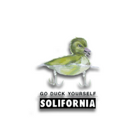 Go Duck Yourself Decal