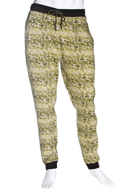 Largemouth Camo Joggers | Solifornia | Introducing the Element of Creativity to the world of Fishing