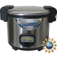 Rice Cooker Livart Regular 35 cup - L-350 - NSF Certified