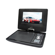 """SC257A - 7"""" DVD player with TV Tuner"""