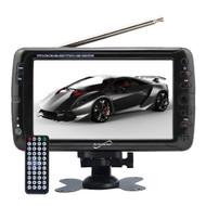 "SC195 - 7"" Portable Digital LCD TV"