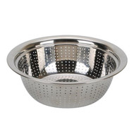 """20286 -  Heavy Stainless steel Strainer S/S 12"""""""