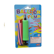 3298 - BALLOON PLAY SET WITH PUMP INCLUDED