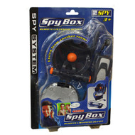 SPYBOX -  SPY SYSTEM ( BATTERY NOT INCLUDED )