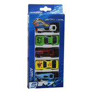 PG7541 -  5 SPORT ACTION CAR PLAY SET