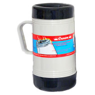 1.0 Liter Glass Vacuum Food Thermo; Gray 2-Tone Color (FT10)