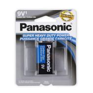 PANASONIC 9V   1 PACK BATTERY