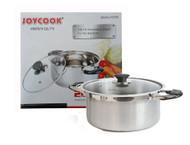 Joycook  20cm ( 3.5 QT ) stainless steel Sauce Pot