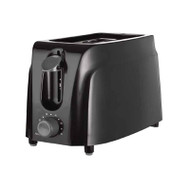 (TS-260B) 2 Slice Cool Touch Toaster in Black