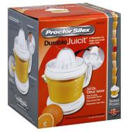 Proctor Silex Durable Juicer, Citrus, Juicit, 34 Oz juicer
