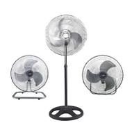 4504C  18-inch Industrial 3-in-1 Fan