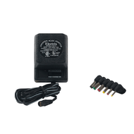 AC/DC ADAPTER BATTERY ELIMINATOR INPUT: 110-120 OUTPUT: 800MA