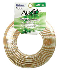 A16100-100 ft. 16AWG Speaker Wire