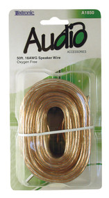 A1850-50 ft. 18AWG Speaker Wire