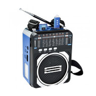 Portable PA System 8 Band Radio