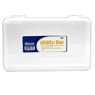 BAZIC Clear Multipurpose Utility Box