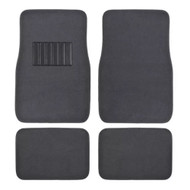 Metro Auto Carpet Mats 4pcs - DARK GREY