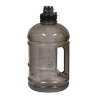 1/2 Gallon Sport Bottles With Safety Lock Cap  BLACK