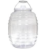 Aguas Frescas 5 Gallon, Vitrolero Plastic Water Container , Vitrolero, 5 gallon