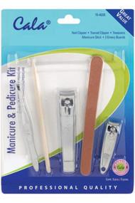 Manicure & Pedicure Kit