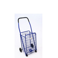 Easy Wheels Collapsible Steel Shopping Cart ( Small Size Cart )