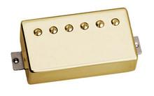 Tonerider Alnico IV Classic Vintage Neck Humbucker - gold