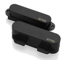 EMG T Tele Active Pickup Set - black