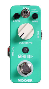 Mooer Audio Green Mile Overdrive