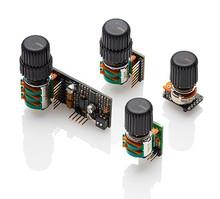 EMG BQC 3-Band EQ Active Bass Tone Control System - 2x concentric pots