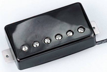 Benedetto A-6 A-Series Jazz Guitar Standard Humbucker Pickup - black nickel