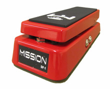 Mission Engineering SP-1 Expression Pedal - red