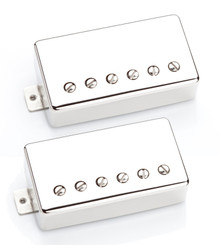 Seymour Duncan SH-18 Whole Lotta Humbucker pickup set - nickel